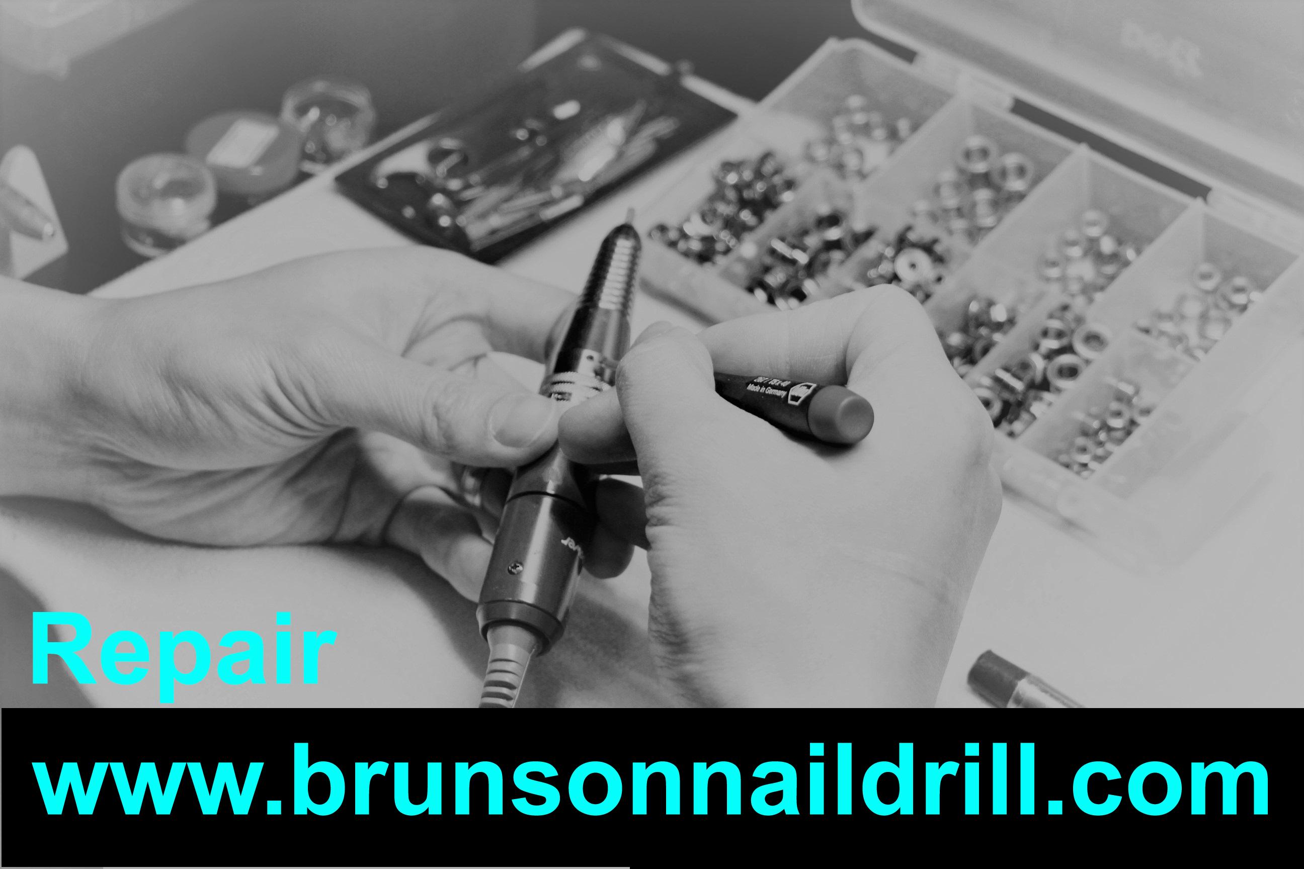 Nail Drill Machine Service